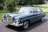 1969 Mercedes Benz 280S Sedan