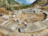 Kaunos Ruins, Dalyan