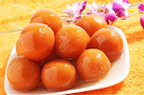 #Indian Sweet Balls - Gulab Jamun