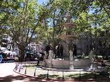 Montevideo, Uruguay, main square