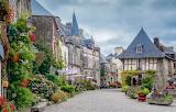 Rochefort en Terre- Bretaña-Francia