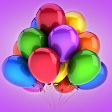 ☺ Colorful balloons...