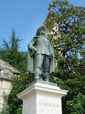 D'artagnan Statue - Auch
