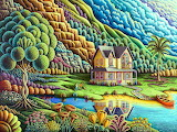 Home by the lake - Andy Russell