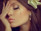 Mujer-triste