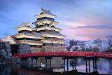 Matsumoto Castle by Nicolas Jacquet