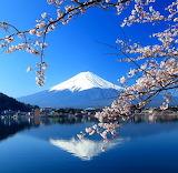 * Mount Fuji, Japan...