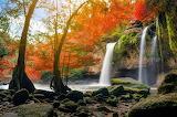Thailand Parks Waterfalls Stones Heo Suwat 540871 4928x3264