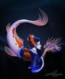 Japanese Mermaid