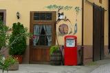 An interesting Facade in Alsace, France
