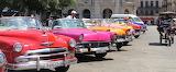 Retro cars in Havana