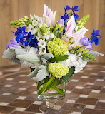 Bouquets Tulips Hydrangea Freesia