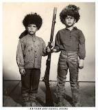 Nathan and Israel Boone