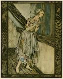 Cinderella by Arthur Rackham, 1919