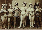 Vintage Western Saloon Girls