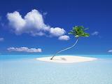 Island holiday-normal