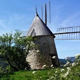 Moulin  en pierres