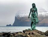The Seal Woman, Mikladalur, Faroe Islands