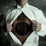 I am the guitar