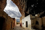 Village Scurati Italy abandoned in 1950s