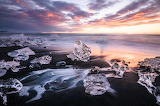 Jokulsalron,Iceland