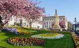 Barnsley Town Hall Gardens - Phil Edwards