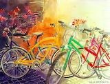 Bicycles, credit: takmaj(dA)