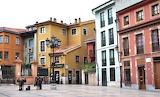 Plaza Trascorrales, Oviedo