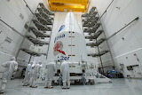 "Space ESA ""Solar Orbiter Ready for Launch"" ""© ESA–S. Corvaja"""