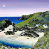 Kynance Cove by Gilly Johns