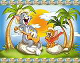 Tropical Tom and Jerry