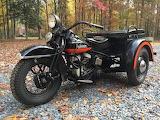 Harley Davidson Service-Trike