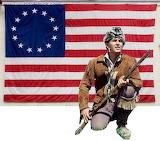 Daniel Boone Flag