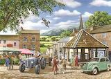 Market Town - Keith Stapleton