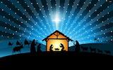 #Nativity Scene Silhouette