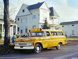 Chevrolet Suburban School Bus