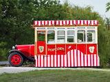 1930 Ford Model AA Popcorn Truck