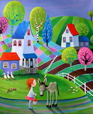 Little Snack for a Donkey - Iwona Lifsches