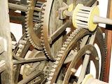 church clock gears