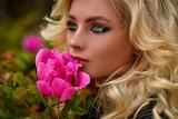 beautiful blonde girl