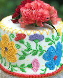 Colorful cake @ coolest-birthday-cakes.com