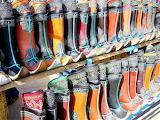 Mongolian traditional boots