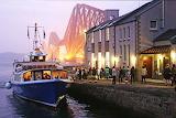 Edinburgh - forth bridge Scotland