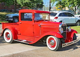 Ford Model A pickup rod