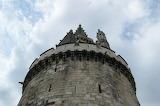 La rochelle: Tour Saint Nicolas / Saint Nicolas Tower