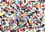 Shoes - lots of them