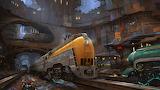 5120x2880-trains-cgi-city-wallpaper