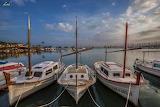 Les pointus, Mallorca (Loul)