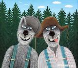 Martti Huuhaa Innanen: The Cheerful Werewolves in Multia (1993)