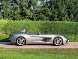 2009 Mercedes-Benz SLR McLaren Stirling Moss